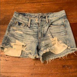 👖SALE👖 American Eagle Vintage Hi Rise Shorts